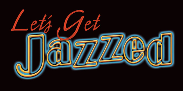 Logo Design for Let's Get Jazzed Yearly Event