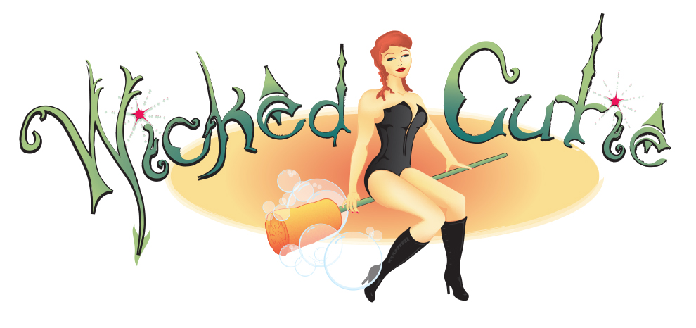 Logo Design and Illustration for Wicked Cutie Soap