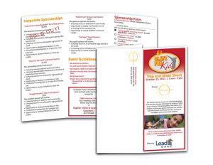 Logo Design and 3-panel Brochure