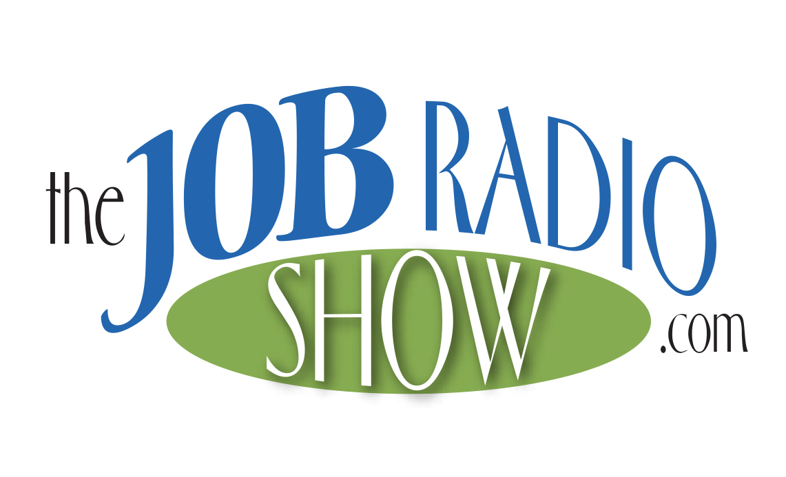 Another Job Radio Show Logo Design Option