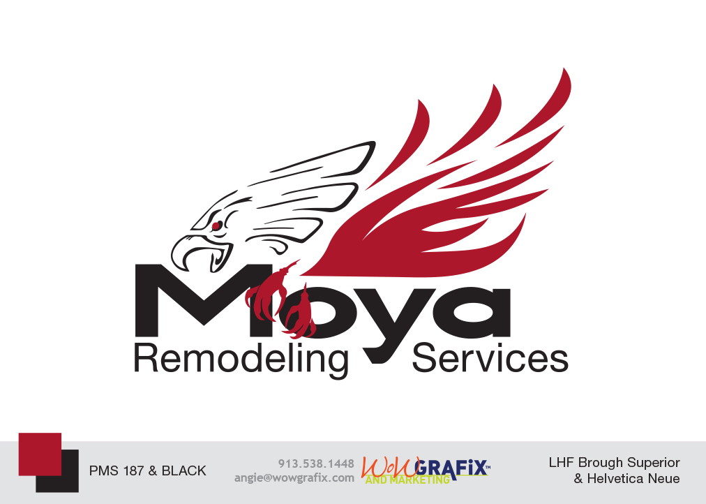 Logo Design Final Logo for Remodeling Service