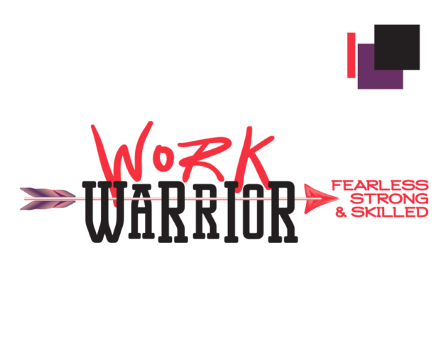 Logo Design for Work Warrior