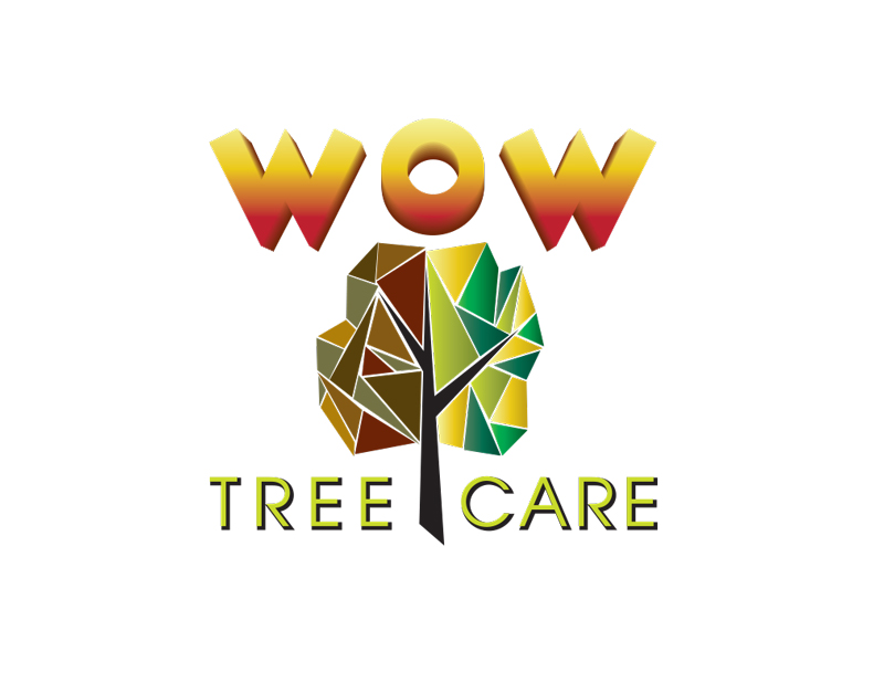 Logo Design Pack for Wow Tree Care