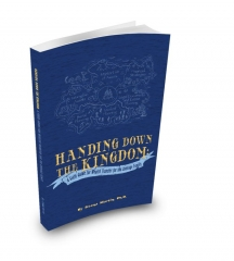by Dr. Stana Martin, Handing Down the Kingdom is on Amazon