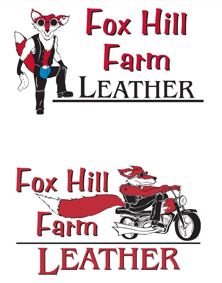 Logo and Character Design for Fox Hill Farm