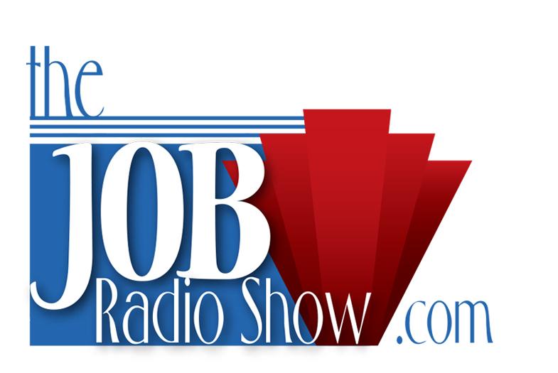 Logo Design for the Job Radio Show