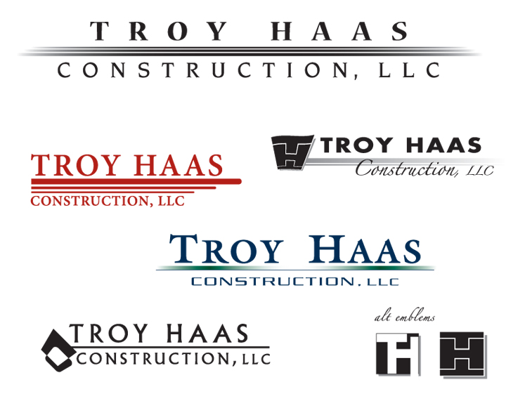 Logo Design Package for Construction Company
